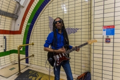 Er spielte wie Hendrix