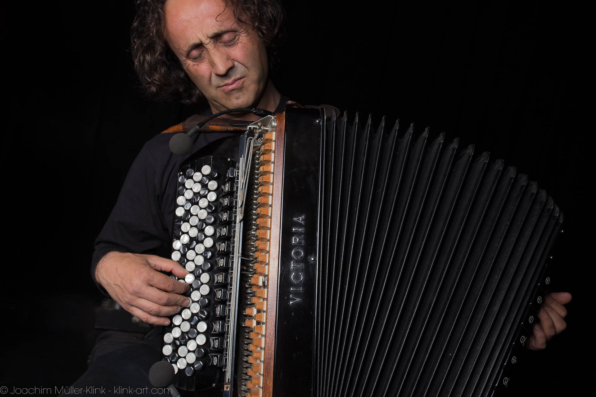 Luciano Biondini, Musiker