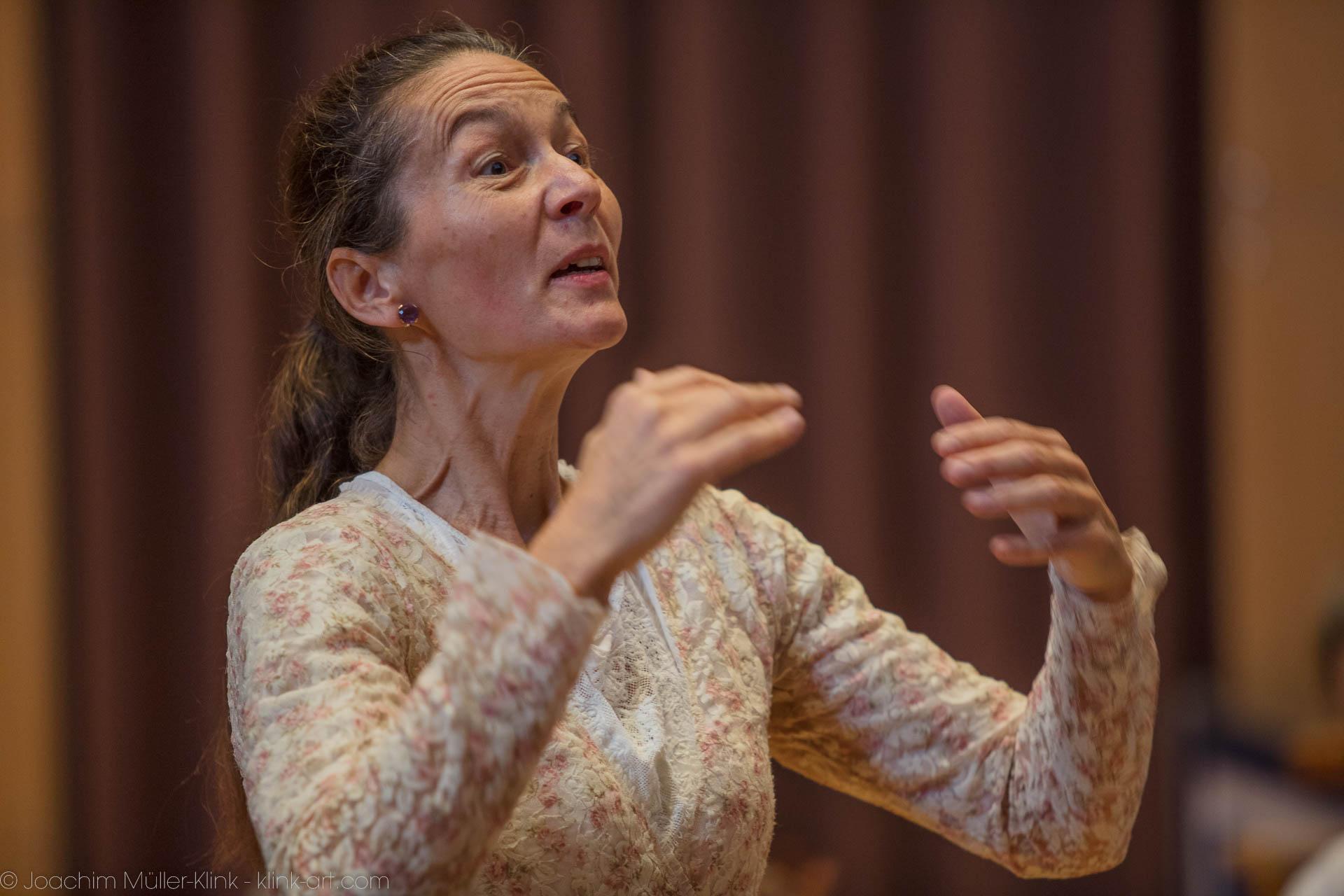 Sibylle Wagner, Dirigentin