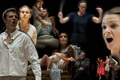 Commedia del'arte - Liebesturbulenzen im jung gebliebenen Rossini