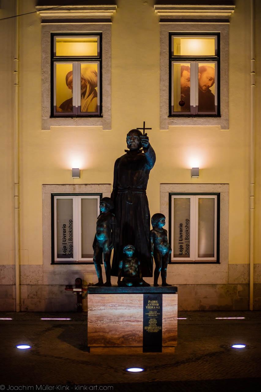 Denkmal für einen kritischen Jesuiten