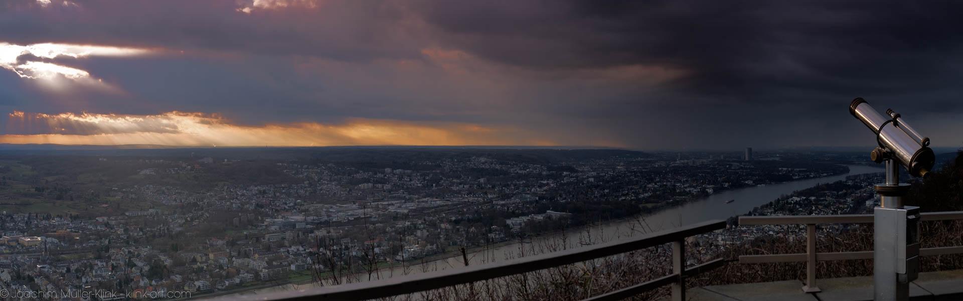 Panorama Drachenfels