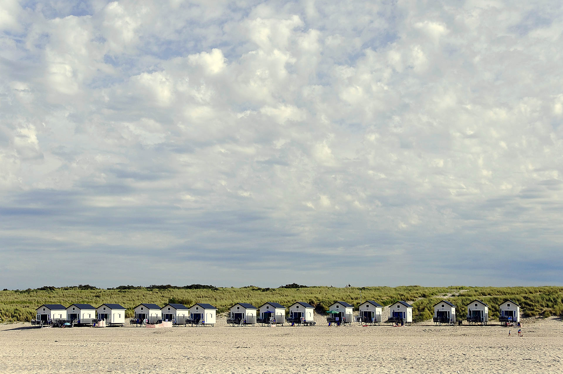 Strandsiedlung