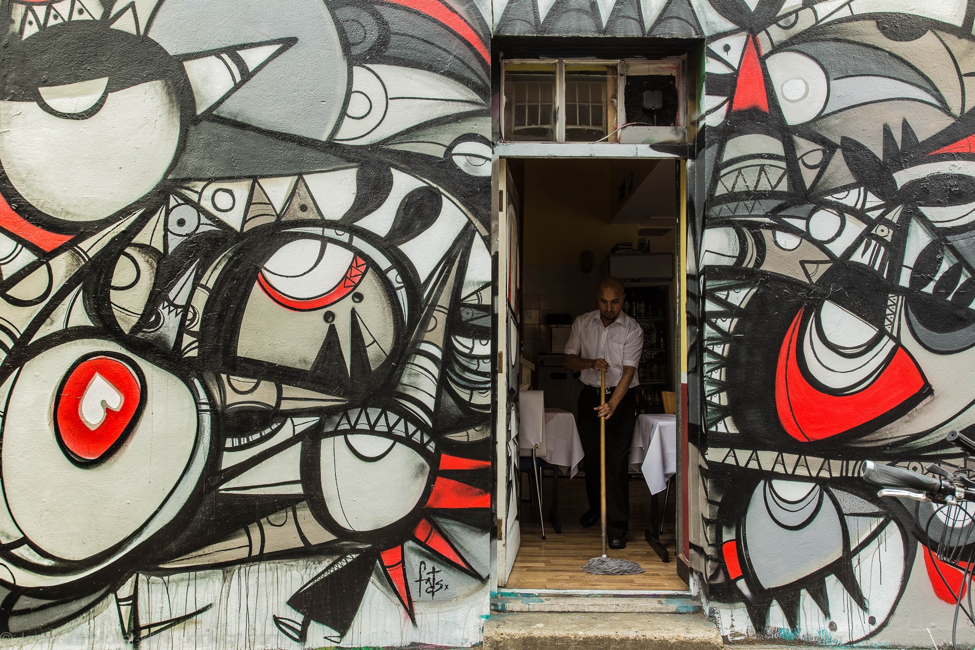 Street Art Restaurant