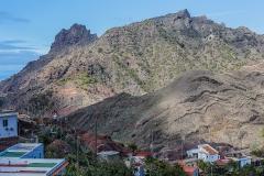 Das Dorf und der Berg