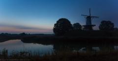Windmühle bei Veere (2) - Windmill At Veere (2)